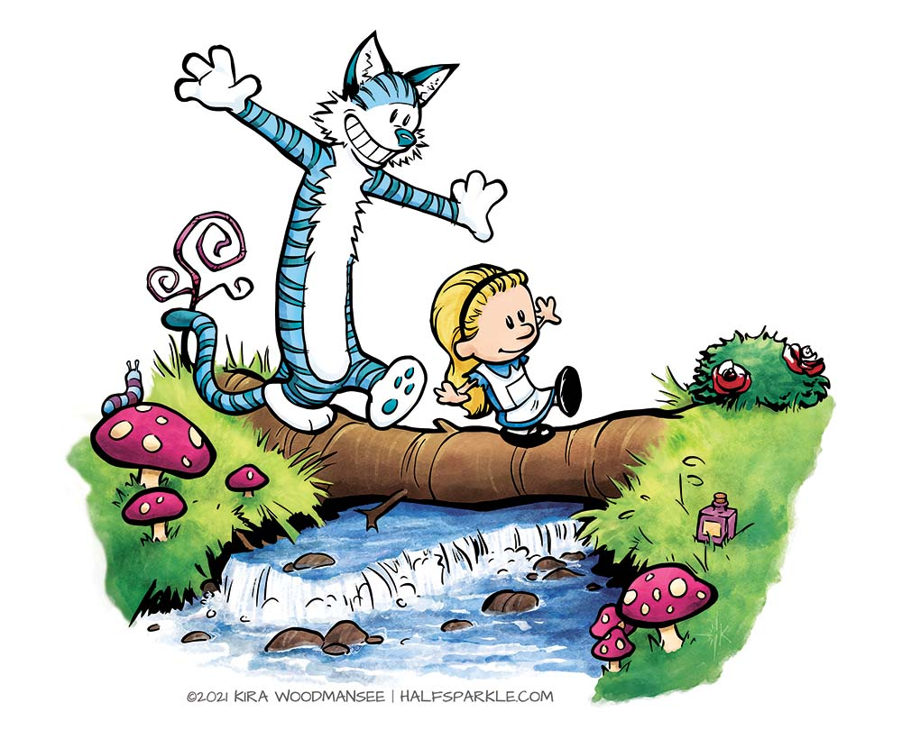 Alice in Wattersonland