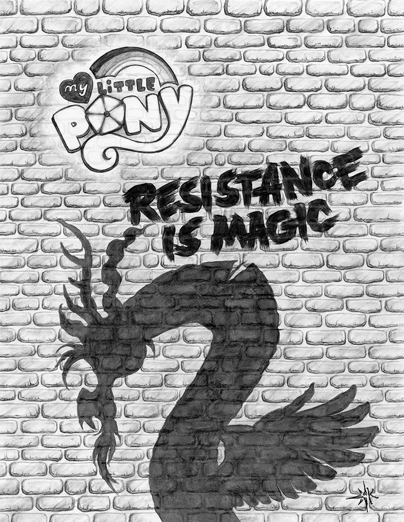 Resistance is Magic Cover Art