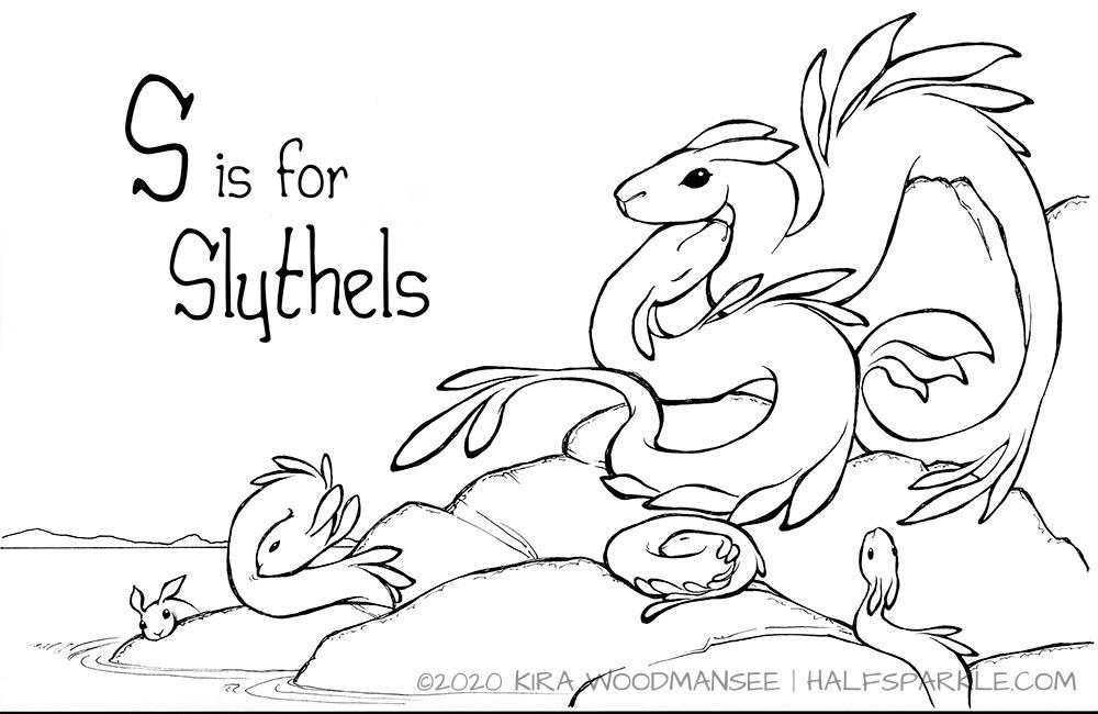 Slithery Slythels